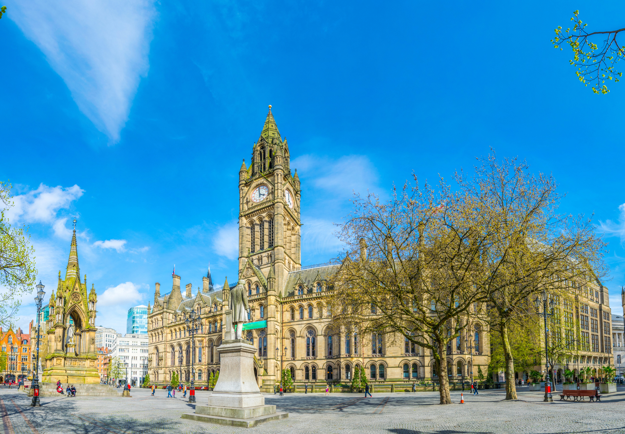 Manchester_town hall