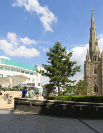 Birmingham_Bullring and St Martins