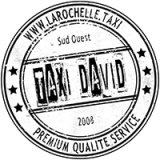 Taxi-David-La-Rochelle-Logo-Officiel