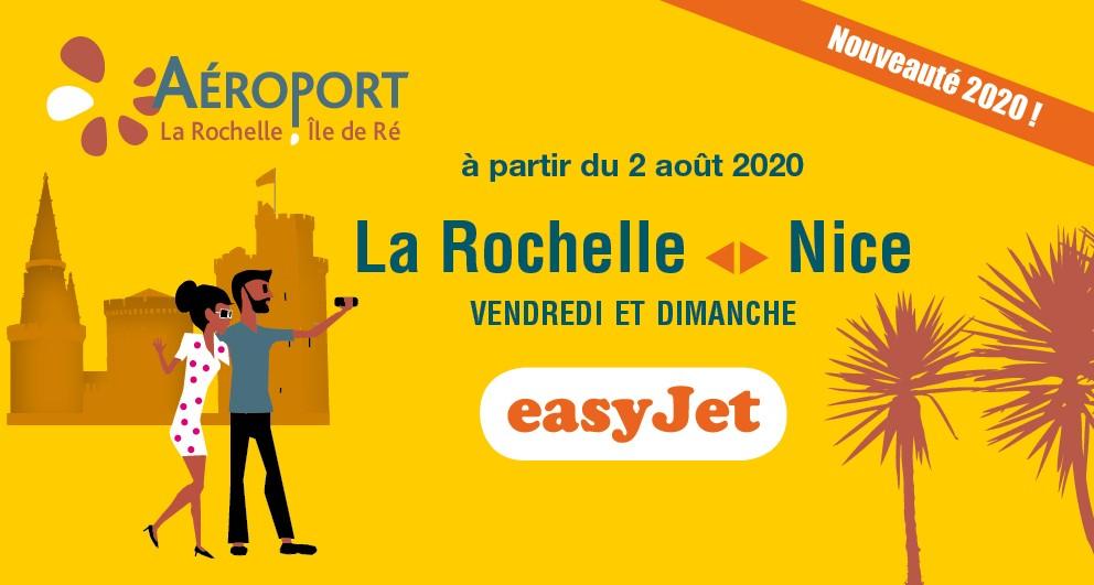 Nice avec EasyJet_Juillet 2020